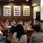 "Literature Workshop Leader, ""Our Land, Our People"" - Renaissance Foundation Summer Camp 2014, Kadoorie Centre, Hong Kong University"