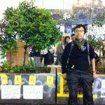 Umbrella Movement, Mong Kok, Hong Kong, 2014