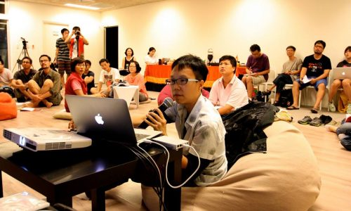 """Forms of Documentary,"" The 4th Documentary Doctor (DOC DOC) Master Class, Fuzhong 15 - New Taipei City Documentary Cinema, 2013"