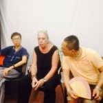 "Talk with Amber Hollibaugh, Leo & Hans Huang: ""Sex Governance and Self-determination,"" Guangzhou, 2014"