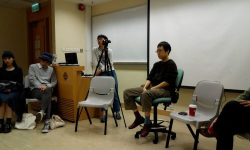 Q/A after Screening of WE ARE ALIVE, The 12th Hong Kong Social Movement Film Festival, Hong Kong Polytechnic University, 2014