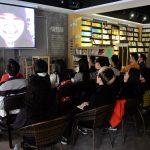 WE ARE ALIVE Screening, Sun Yat-Sen University (University City Campus), Guangzhou, 2015, Photo by: Ah Shan