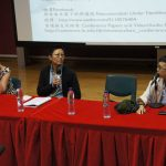 """Q&A with Amber Hollibaugh, Screening of HEART OF THE MATTER, """"Neomoralism Under Neoliberalism"""" International Conference, Lingnan University, 2014"""