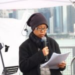 "Poetry Reading, ""Reading Cantonese Poetry Out Loud Concert"", The Text is Free - Freespace Fest at West Kowloon Waterfront Promenade, 2014"