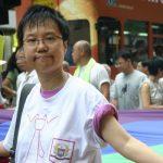 July 1 March, Hong Kong, 2005