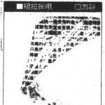 〈?〉,《星島日報 · 裙拉褲甩》,1989年9月12日