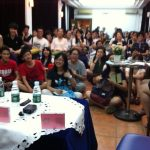 """Talk with Amber Hollibaugh, Leo & Hans Huang: """"Sex Governance and Self-determination,"""" Guangzhou, 2014"""