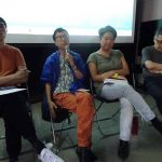 "Invited speaker, ""Black and white vs. paradoxical ambiguity: Historicity in Hong Kong popular culture,"" organized by The House of Hong Kong Literature, Cattle Deport Artist Village, 2017"