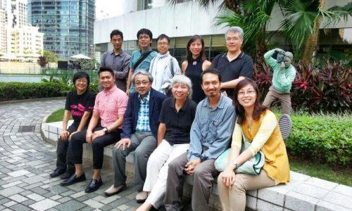 香港嶺南大學文化研究系副教授,2006-2015